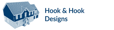 Hook & Hook Design Logo
